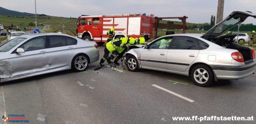 Verkehrsunfall 16.5.